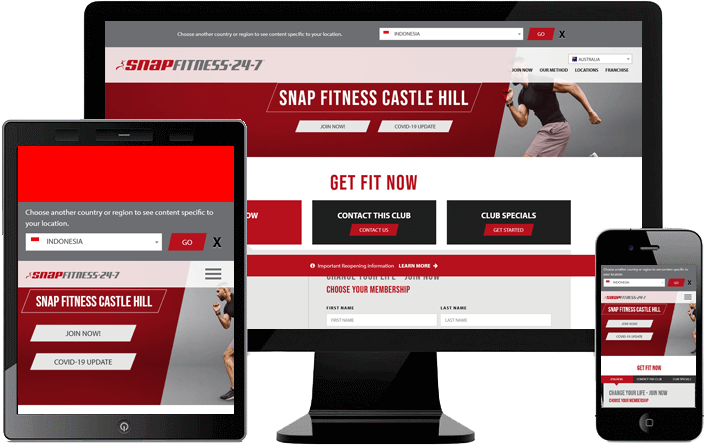 SNAP FITNESS CASTLE HILL