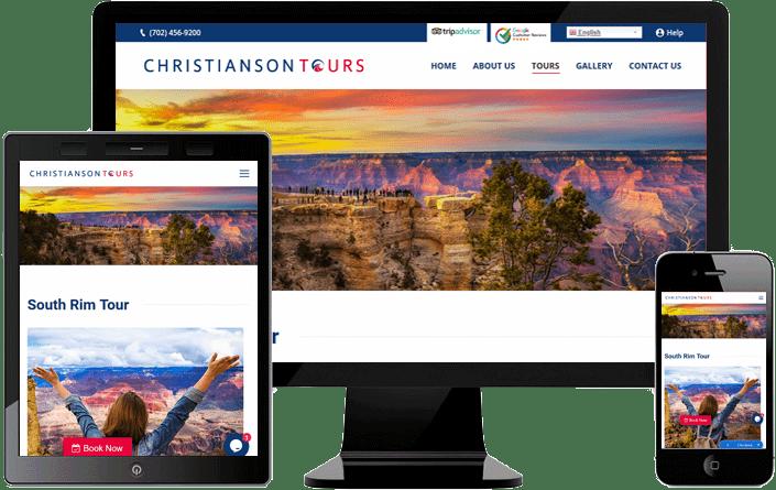 CHRISTIANSON TOURS